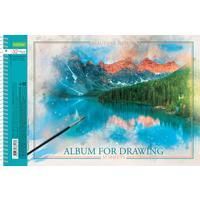 Альбом для рисования Hatber Прекрасные пейзажи А4 32 листа