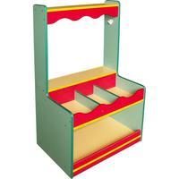 Уголок детский Магазин(разноцветный, 840x570x1330 мм)
