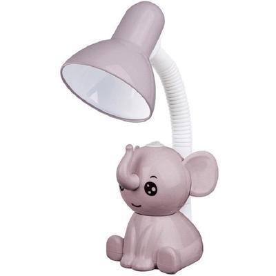 Светильник настольный Camelion KD-397 C09 серый