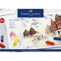 Пастель Faber-Castell Soft pastels сухая 72 цвета