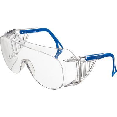 Очки защитные открытые универсальные РОСОМЗ О45 Визион прозрачные (14511)