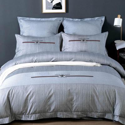 Постельное белье СайлиД D-201 (2-спальное с европростыней, 2 наволочки 50х70 см, 2 наволочки 70х70 см, сатин)