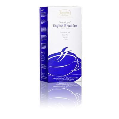 Чай Ronnefeldt Teavelope English Breakfast черный 25 пакетиков