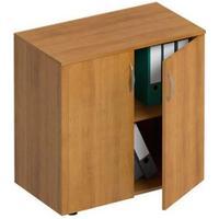 Шкаф для документов Формула ФР 351 (ольха европейская, 800х450х780 мм)