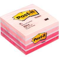 Стикеры Post-it Original 76х76 мм пастельные 5 цветов (1 блок, 450 листов) 2028-P