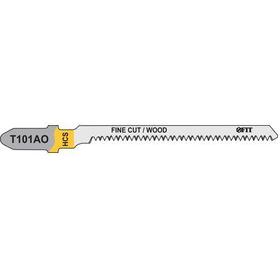 Полотно по дереву, HCS 82/56/1,4 мм (Т101AO) FIT (40947), 2 уп.
