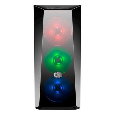 Корпус Cooler Master MasterBox Lite 5 RGB (MCW-L5S3-KGNN-02)