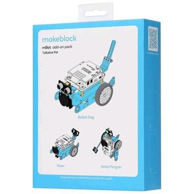 Конструктор Makeblock Ресурсный mBot Add-On Pack-Talkative Pet