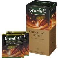 Чай Greenfield Chocolate Toffee черный 25 пакетиков