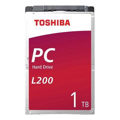 Жесткий диск Toshiba L200 1 ТБ (HDWL110EZSTA)