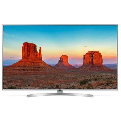 Телевизор LG 55UK6710PLB серебристый