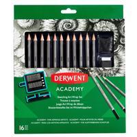 Набор для рисования скетчей Derwent Academy Sketching в пенале
