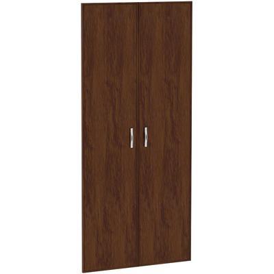 Комплект дверей на одну секцию Porto (ДСП, орех)