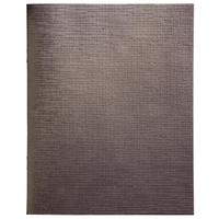 Бизнес-тетрадь Hatber Metallic А5 48 листов коричневая в клетку на скрепке (148x210 мм)