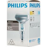 Лампа накаливания Philips 60 Вт E14 рефлекторная зеркальная 2700К теплый белый свет