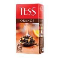 Чай Tess Orange черный 25 пакетиков