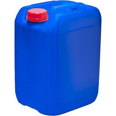 Канистра пластиковая 21.5 л синяя