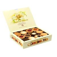 Печенье сдобное Santa Bakery Assorted biscuits ассорти 12 видов 750 г