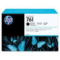 Картридж струйный HP 761 CM991A матовый черный оригинальный
