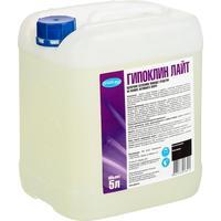 Моющее средство с дезинфицирующим эффектом Бриллиант Гипоклин Лайт 5 л (концентрат)