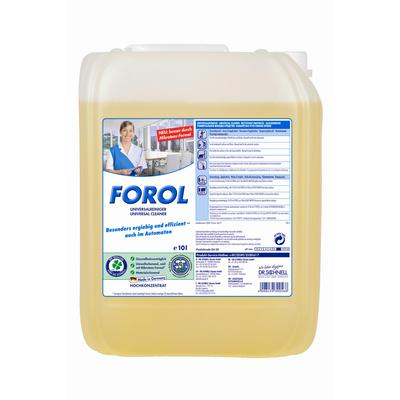 Универсальное чистящее средство Dr.Schnell Forol жидкость 10 л