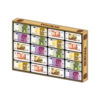 Подарочный набор шоколадок Глобус Про Деньги 100 г