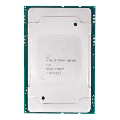 Процессор Intel Xeon Silver 4114 (2.200 МГц LGA 3647)