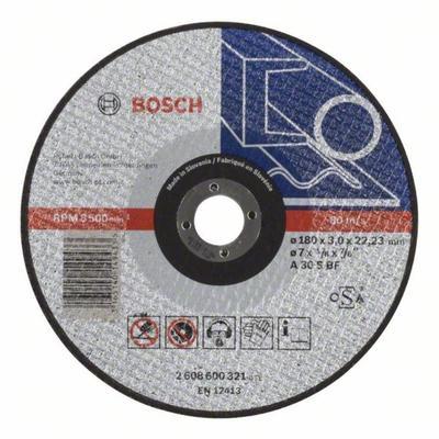 Круг отрезной Expert по металлу 180х3мм Bosch 2608600321