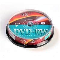 Диск DVD+RW VS 4,7 GB 4x (10 штук в упаковке)