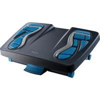 Подставка массажная для ног Energizer черная/синяя