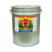 Эмаль для бетонных полов Новбытхим темно-красная 20 л