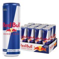Напиток энергетический Red Bull 0.473 л (12 штук в упаковке)