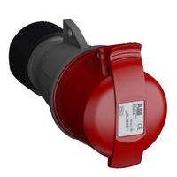 Розетка кабельная ABB Easy&Safe 432EC6 32 А IP44 (2CMA102051R1000)