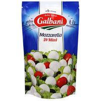 Сыр Mozzarella мини Galbani 45% 150 г