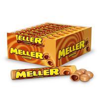 Ирис Meller Шоколад 38 г (24 штуки в упаковке)