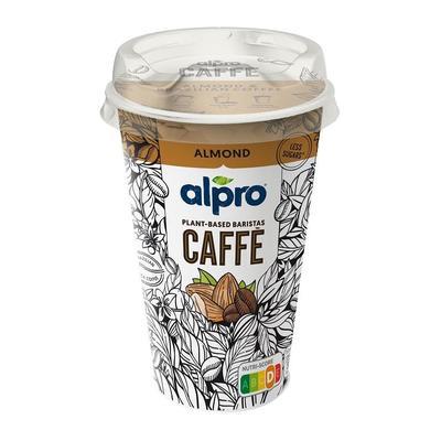 Напиток миндальный кофейный Alpro 235 мл