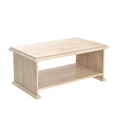 Стол журнальный Raut RСT106 (дуб девон, 1000х600х450 мм)