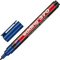 Маркер перманентный Edding E-370/3 синий (толщина линии 1 мм) круглый наконечник