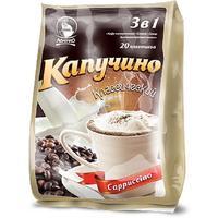 Кофе растворимый Avatico Капучино 25 г (пакет, 20 штук)