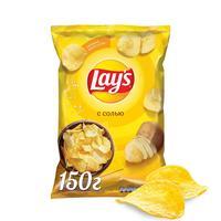 Чипсы картофельные Lay's с солью 150 г
