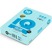 Бумага цветная для печати IQ Color голубая пастель BL29 (А4, 80 г/кв.м, 500 листов)