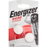 Батарейки Energizer Lithium CR2430 (2 штуки в упаковке)
