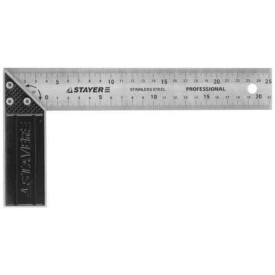 Угольник столярный Stayer Profi 25 см