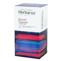 Чай Herbarus Дикий пряный травяной 24 пакетика