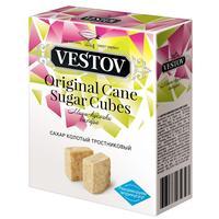 Сахар тонкоколотый Вестов тростниковый 250 г