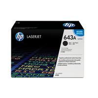 Картридж лазерный HP 643A Q5950A черный оригинальный