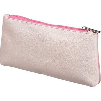 Пенал-косметичка №1 School розовый