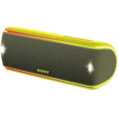 Акустическая система Sony SRS-XB31Y желтая