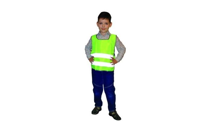Детские сигнальные жилеты Тип Д-image