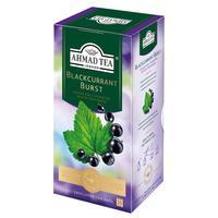 Чай Ahmad Tea черный со смородиной 25 пакетиков